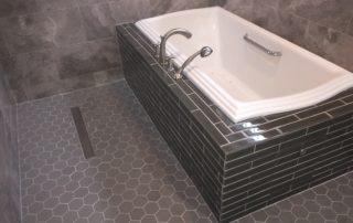 Bathroom Tile Installation